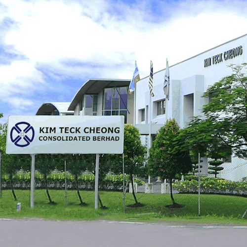 Kim Teck Cheong enters into two licence agreements